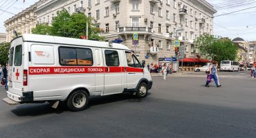 Russian emergency numbers