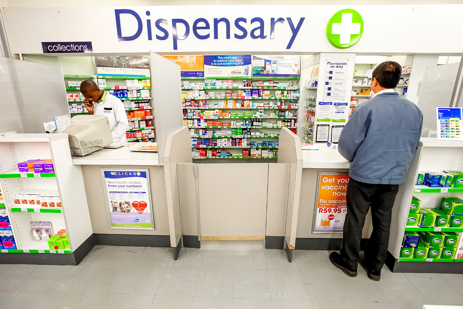 Pharmacy in South Africa
