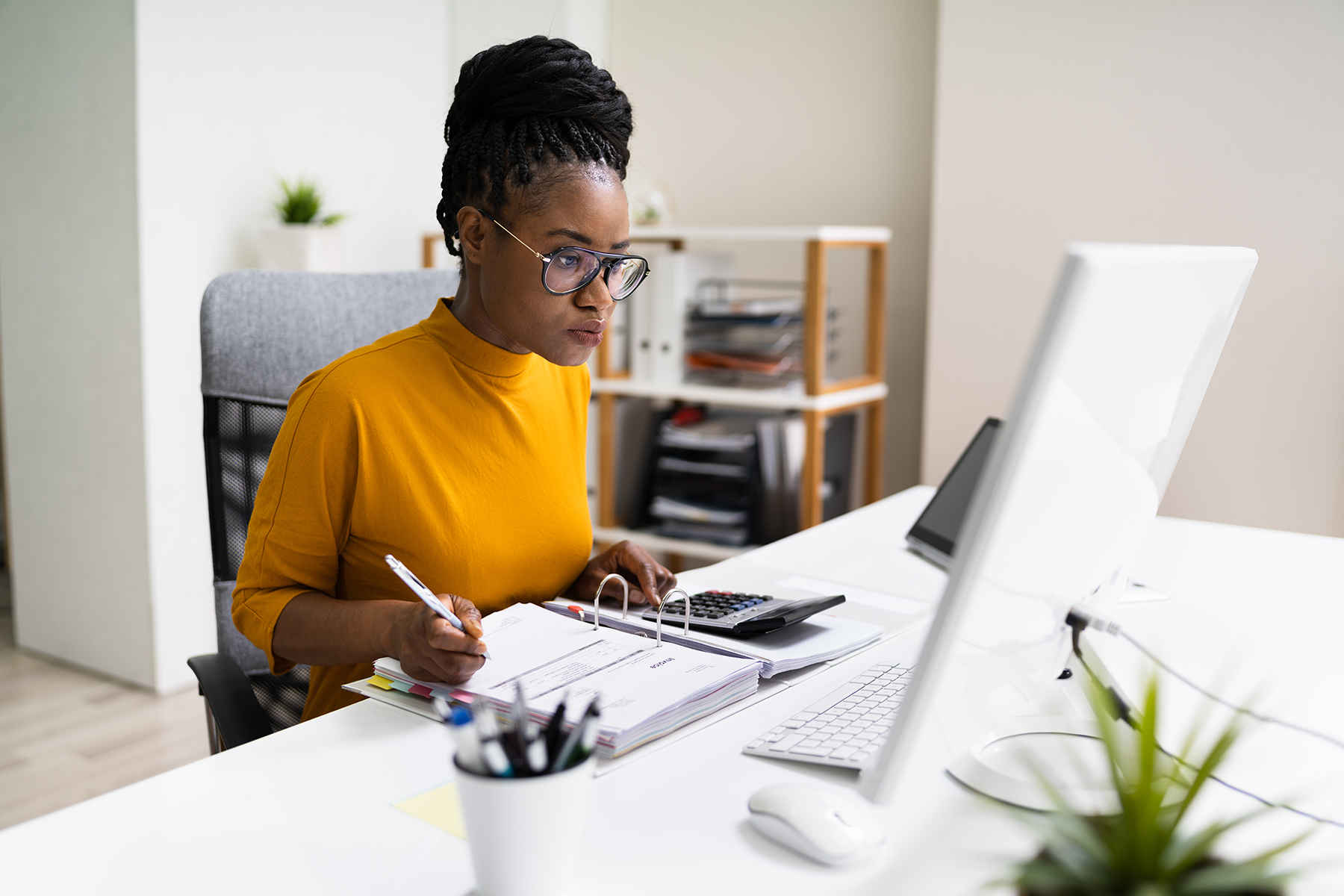 Accountant working in South Africa
