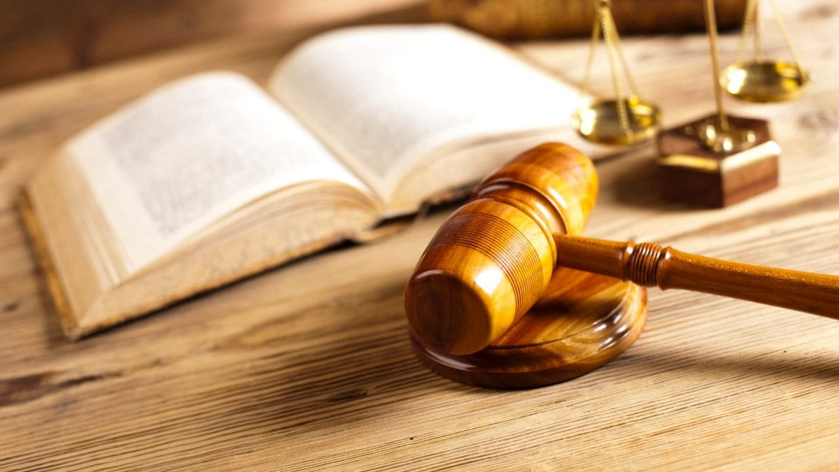 Crime and the legal system