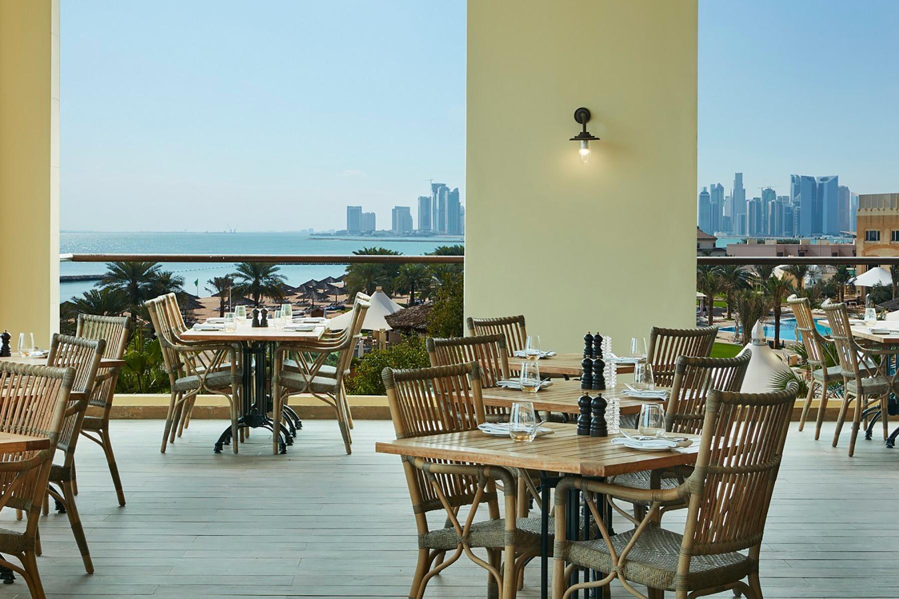 Belgian Café at InterContinental Doha