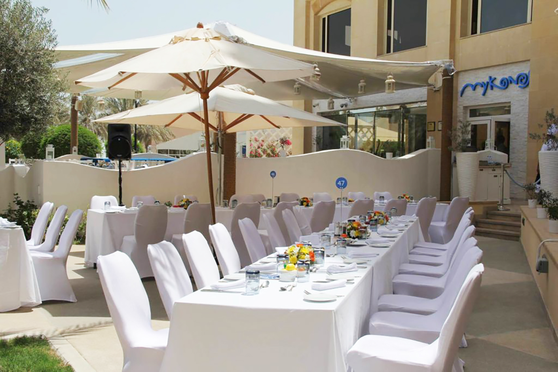 Mykonos at InterContinental Doha