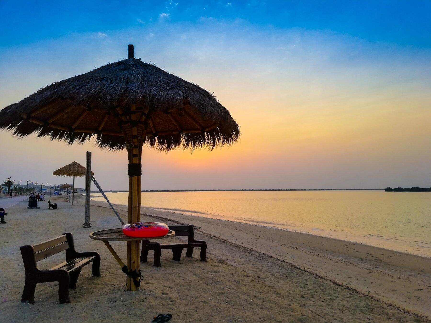 Simaisma Beach Qatar