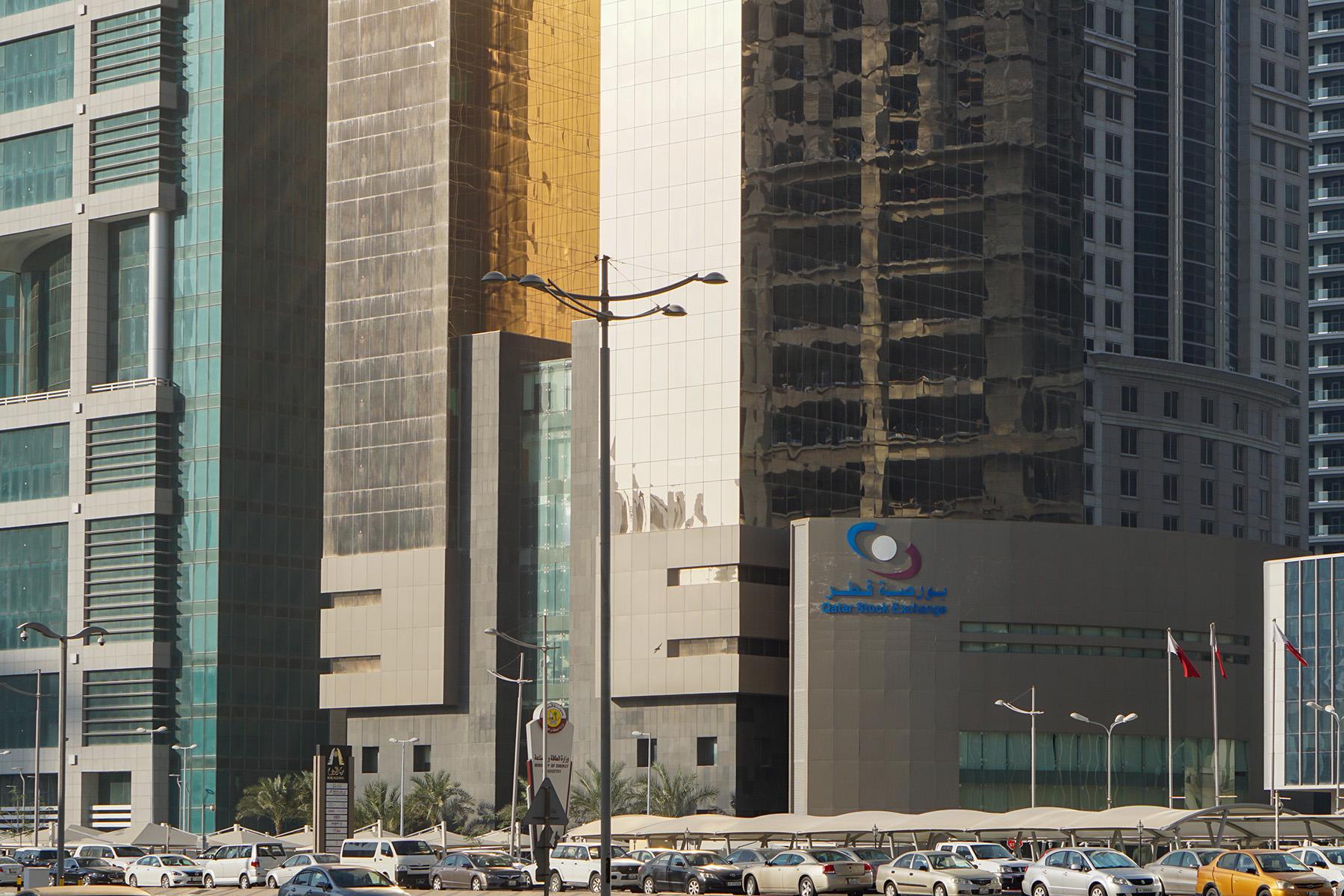 Qatar Stock Exchange building