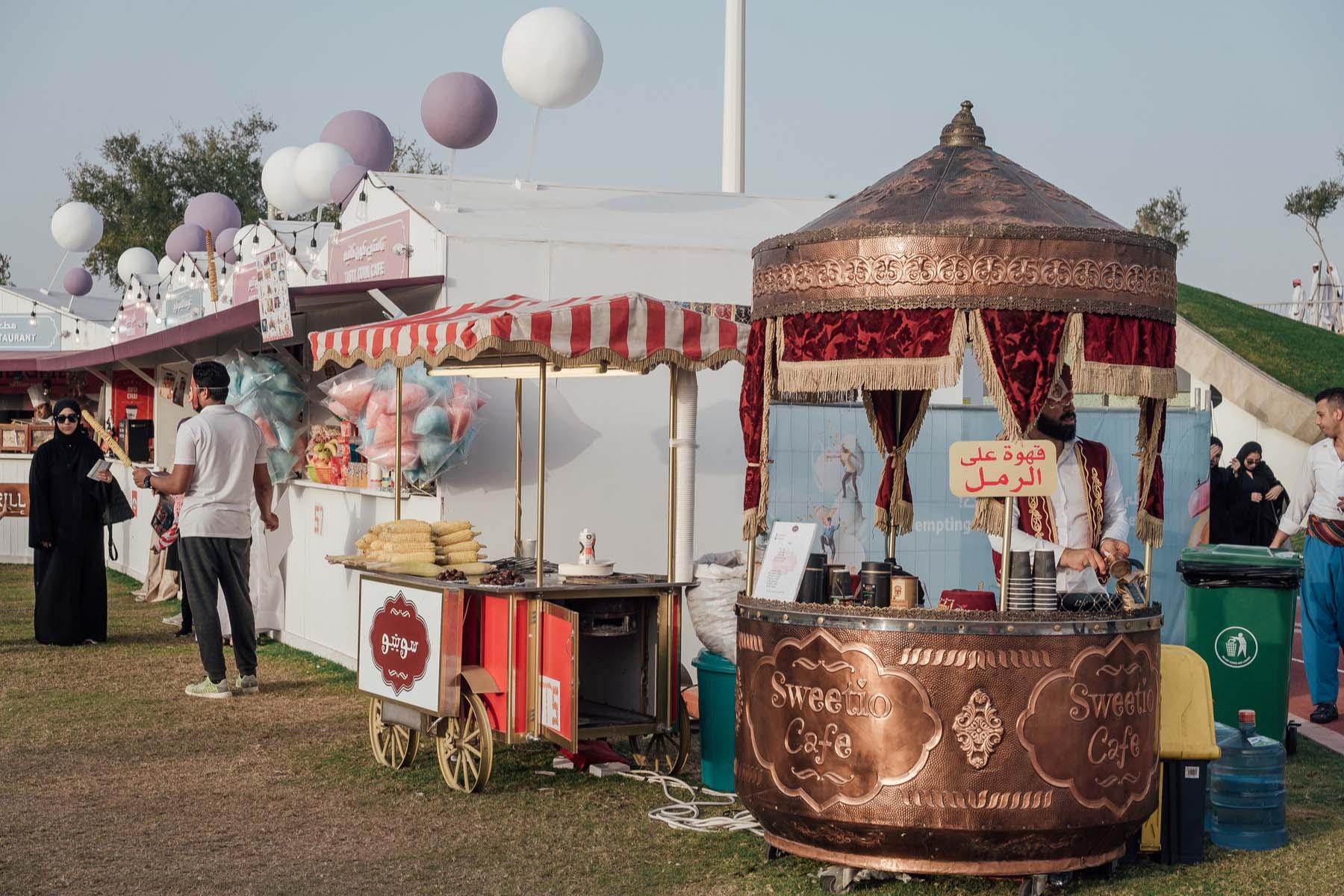 The best festivals in Qatar
