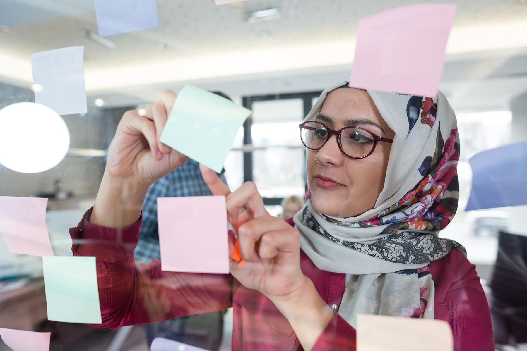 women in Qatar