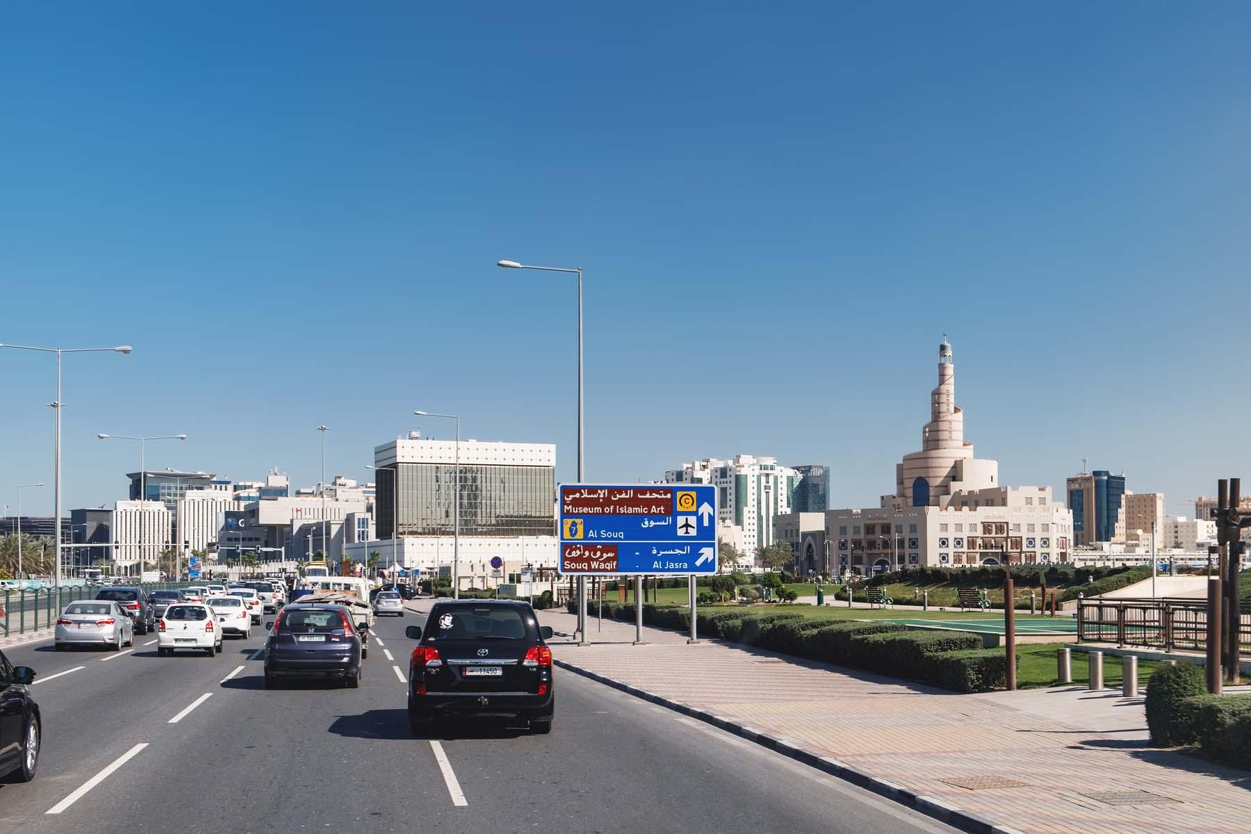 car insurance in Qatar