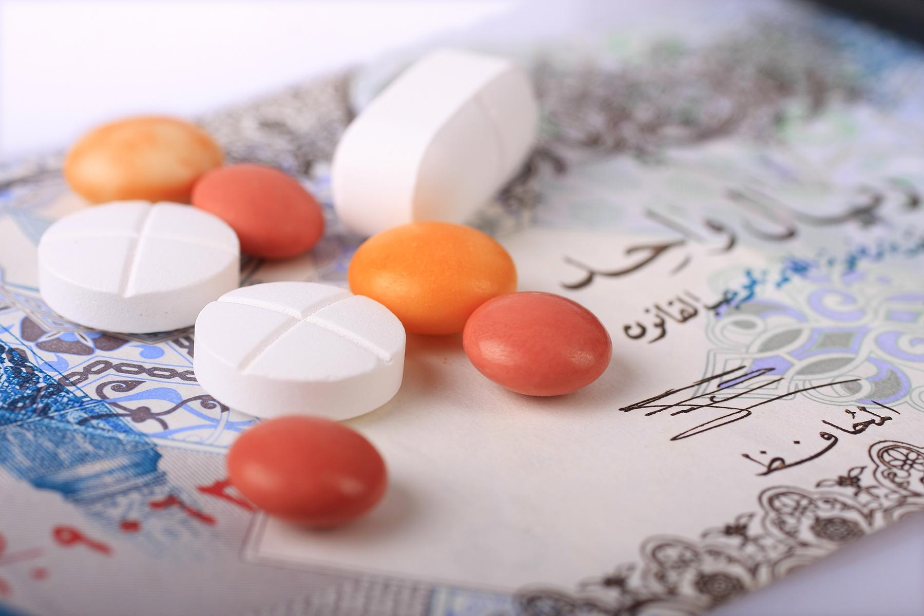 Medications in Saudi Arabia
