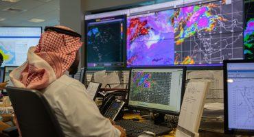 Saudi Arabia climate