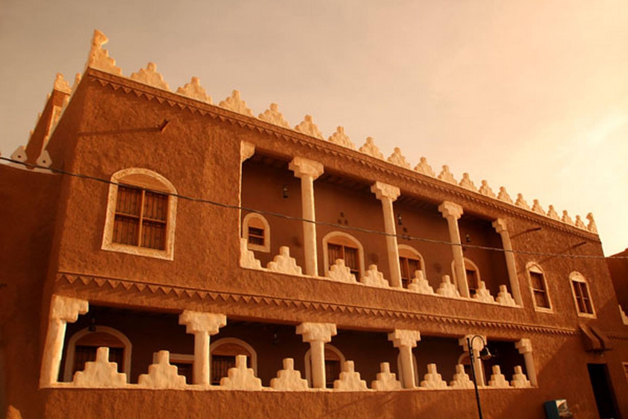 Ushaiqer Heritage Village