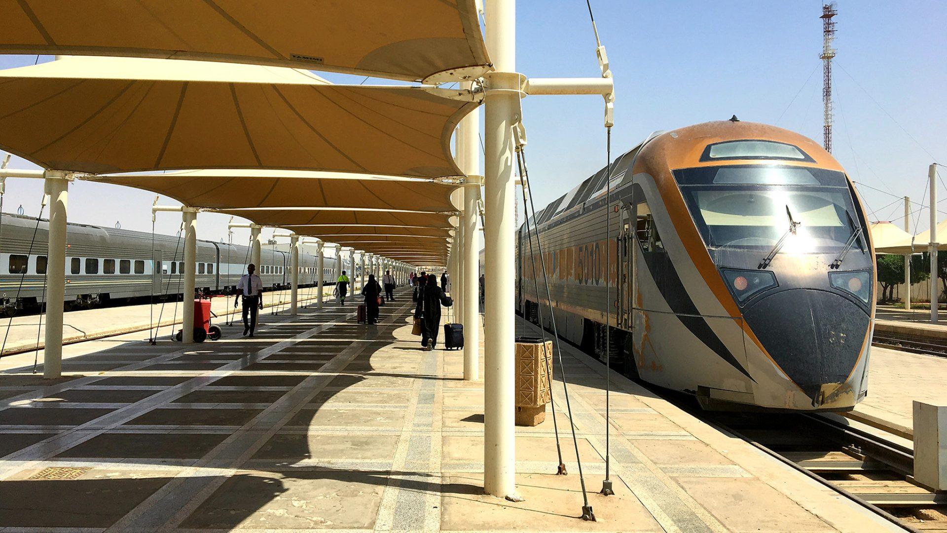 Transportation in Saudi Arabia