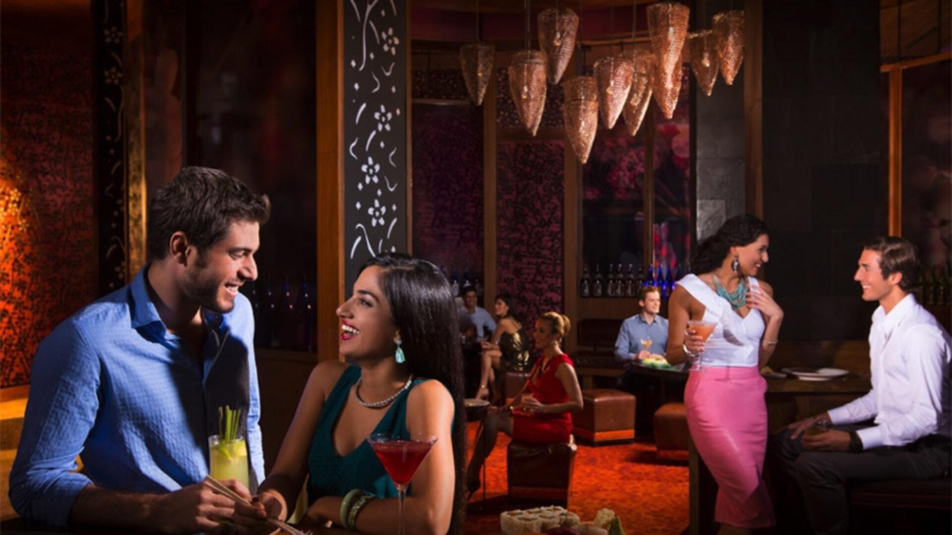 Ladies Night at Nobu, Dubai