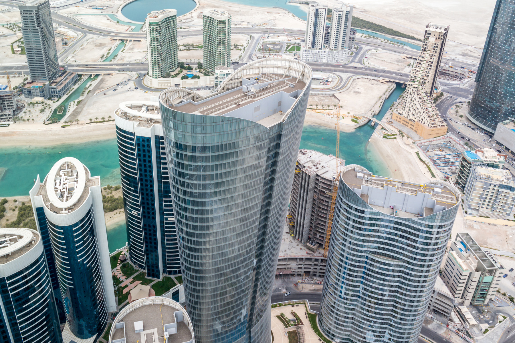 Apartments on Al Reem Island