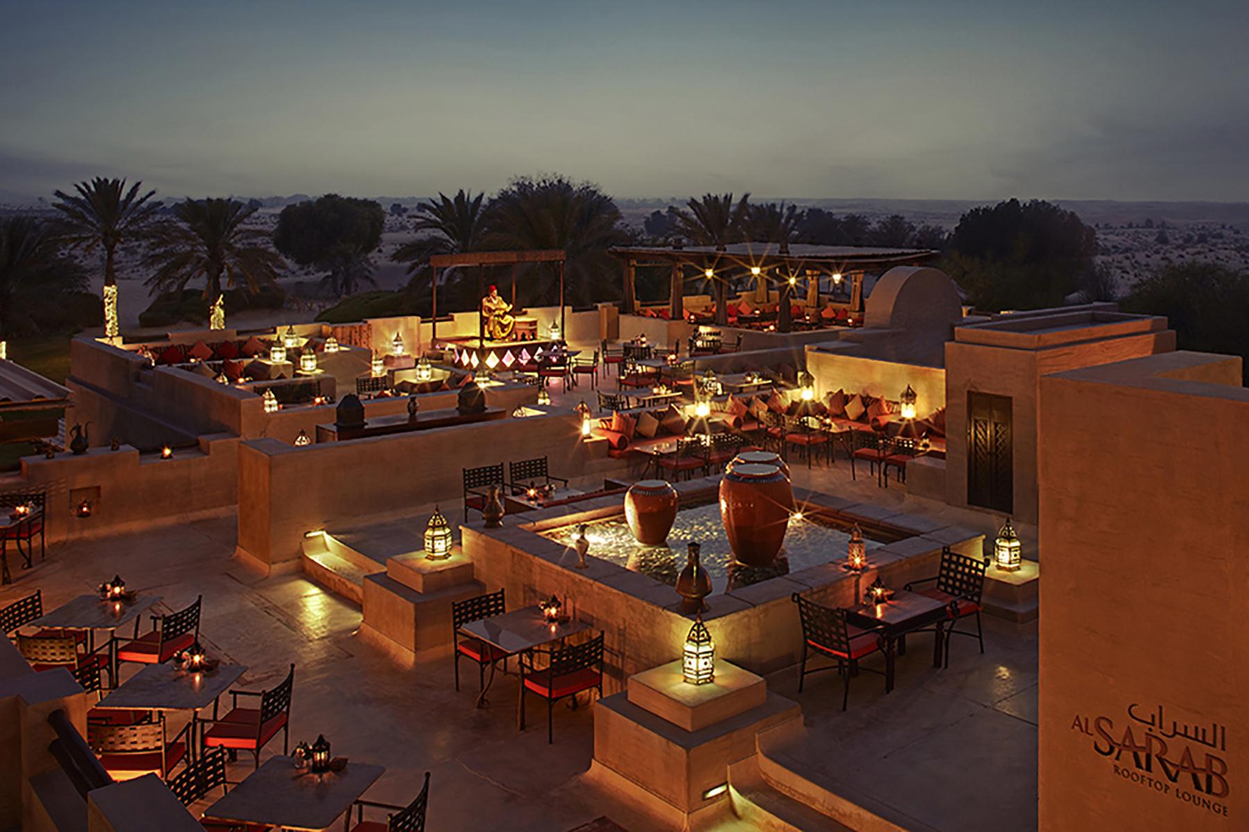 Al Sarab Lounge in Dubai
