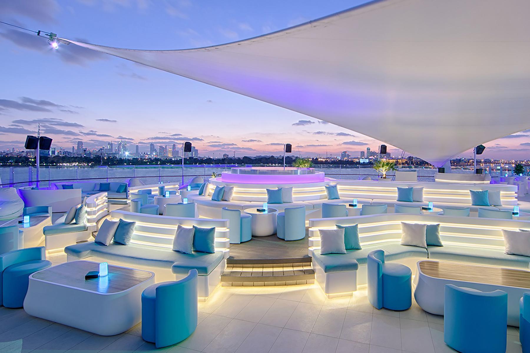 Cielo Sky Lounge in Dubai