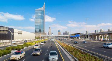 Driving in UAE