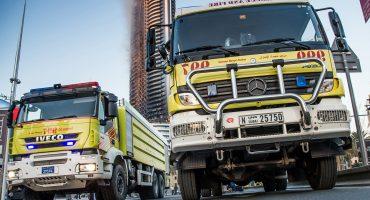 Emergency numbers UAE