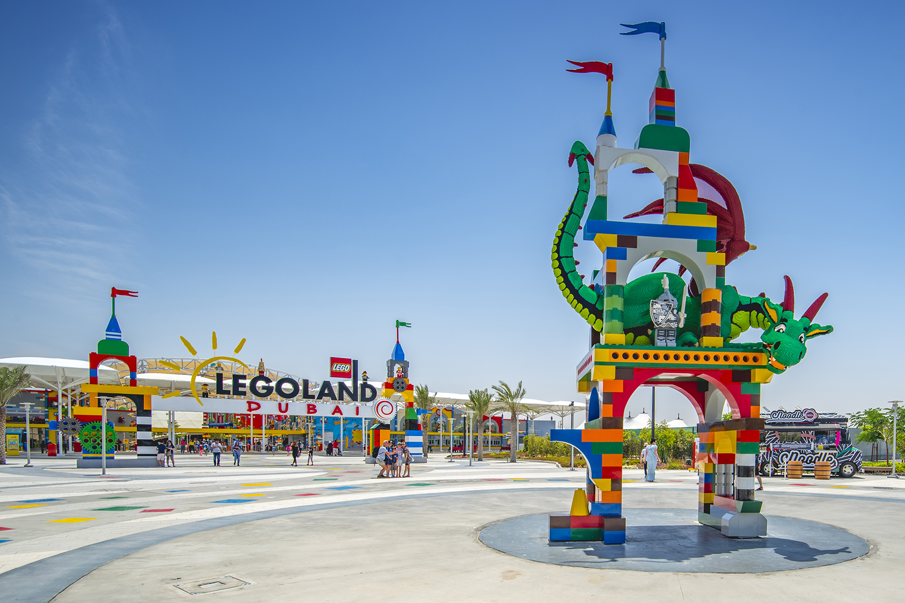 UAE with kids: Legoland Dubai