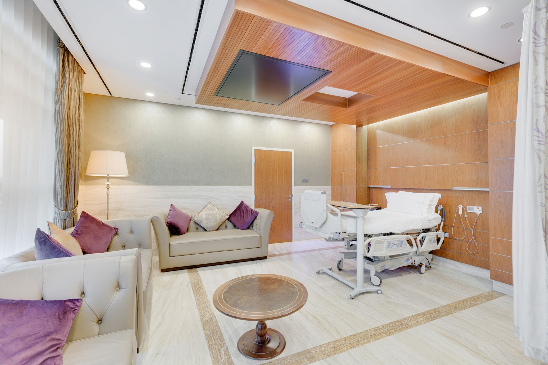 Royal Suite at Mediclinic City Hospital