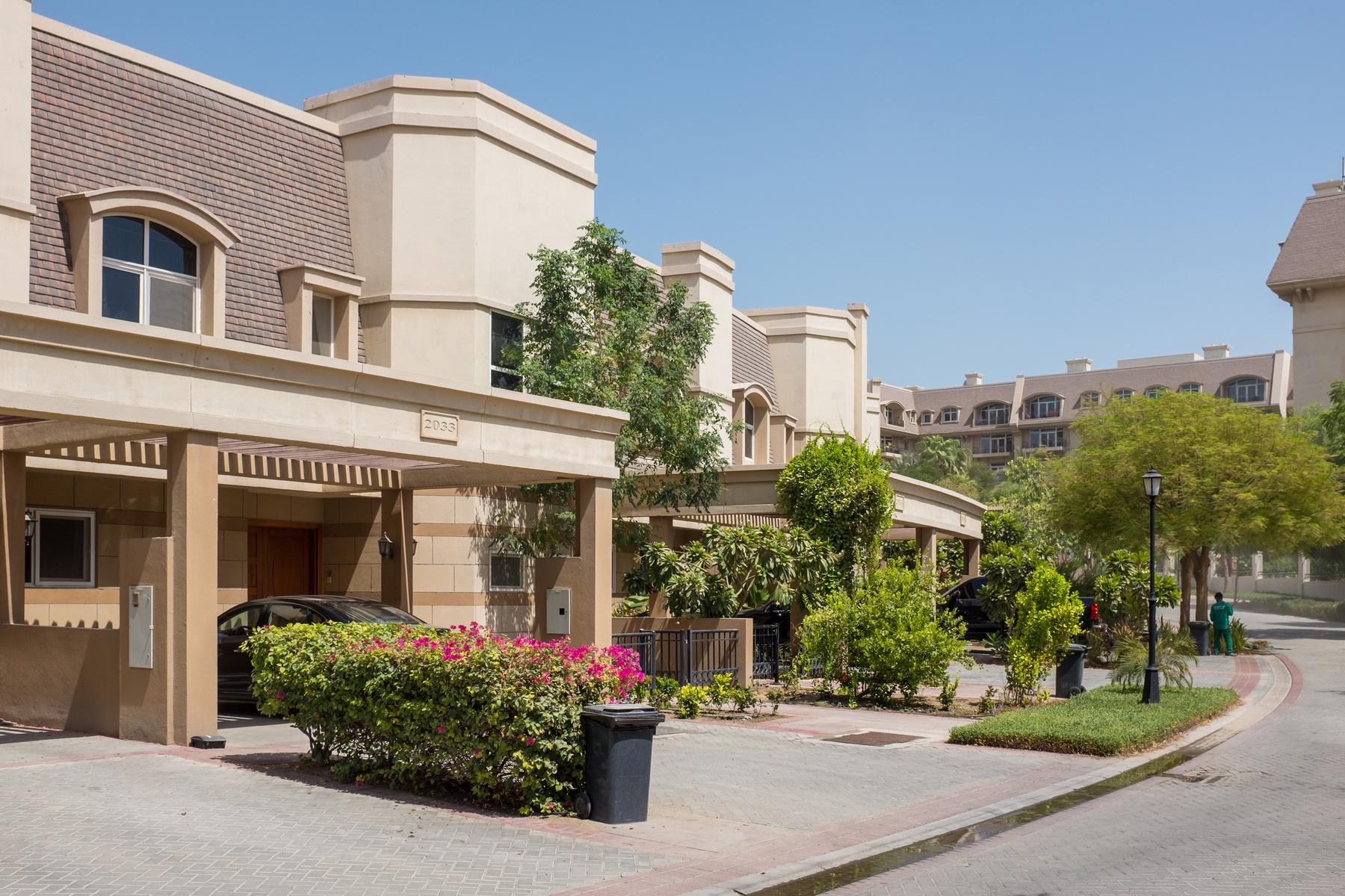 Mirdiff district of Dubai