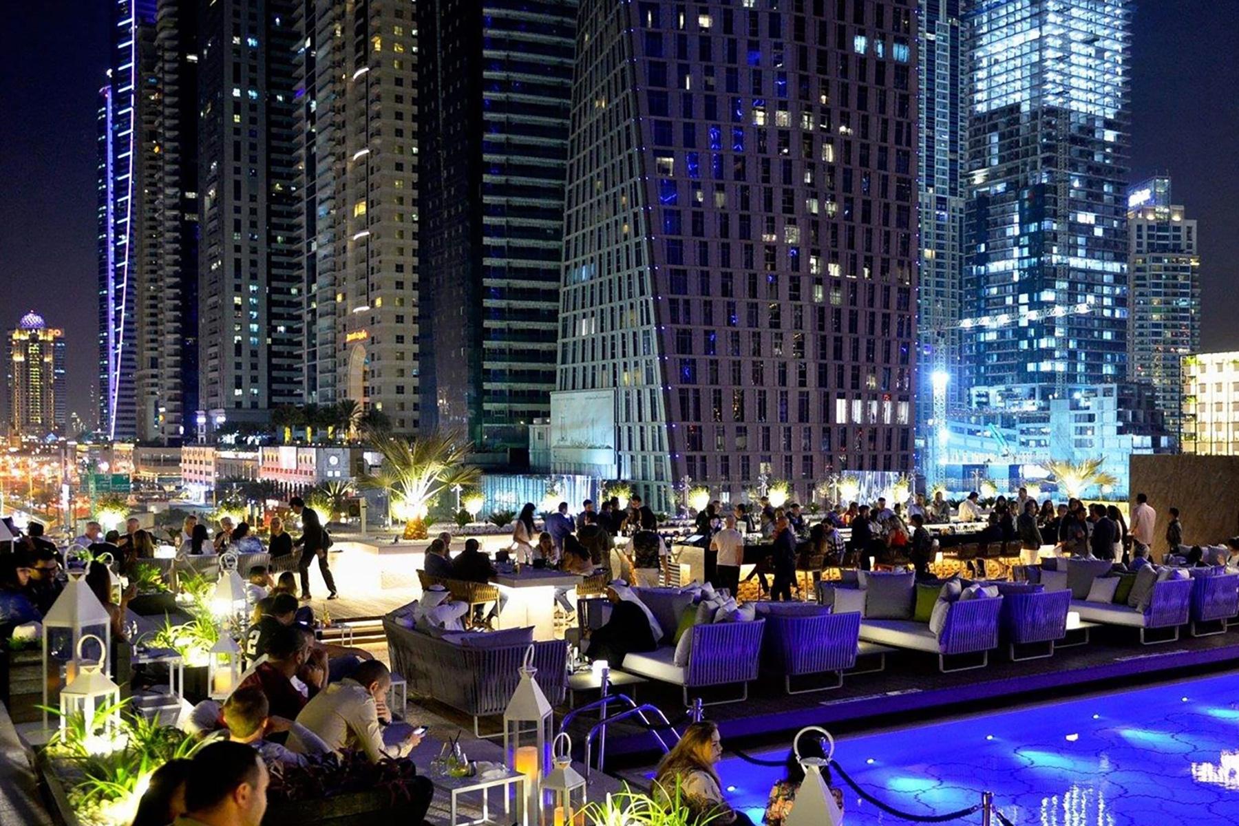 Siddharta Lounge in Dubai