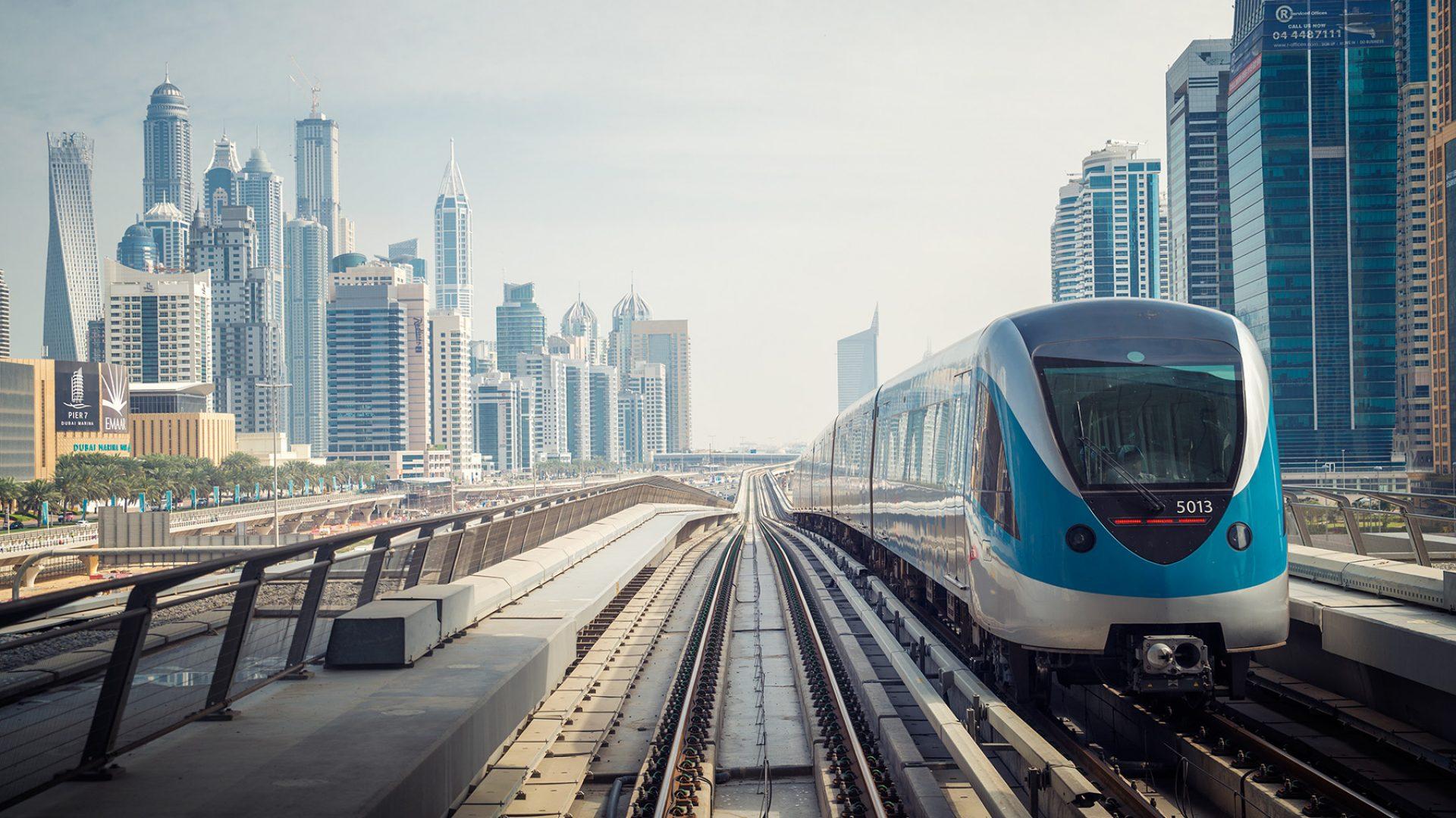 UAE transport