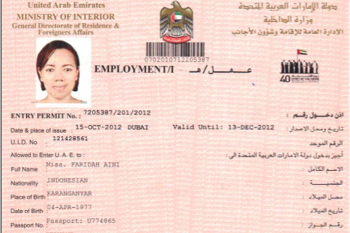 Getting A Work Visa In The United Arab Emirates Expatica