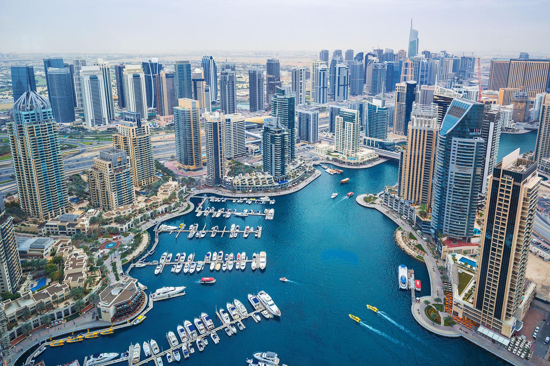 Apartments in Dubai