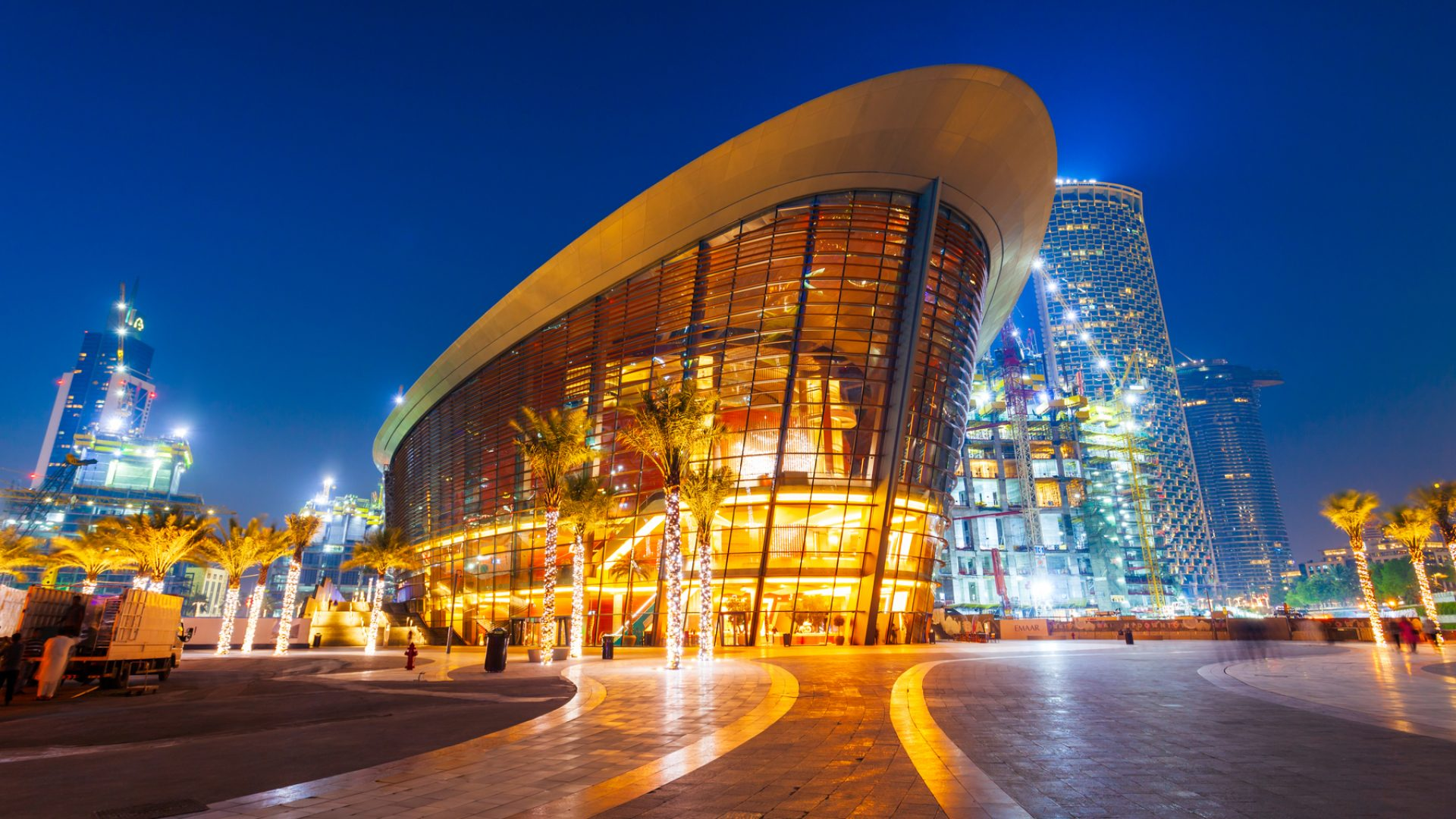 Culture and entertainment in the UAE