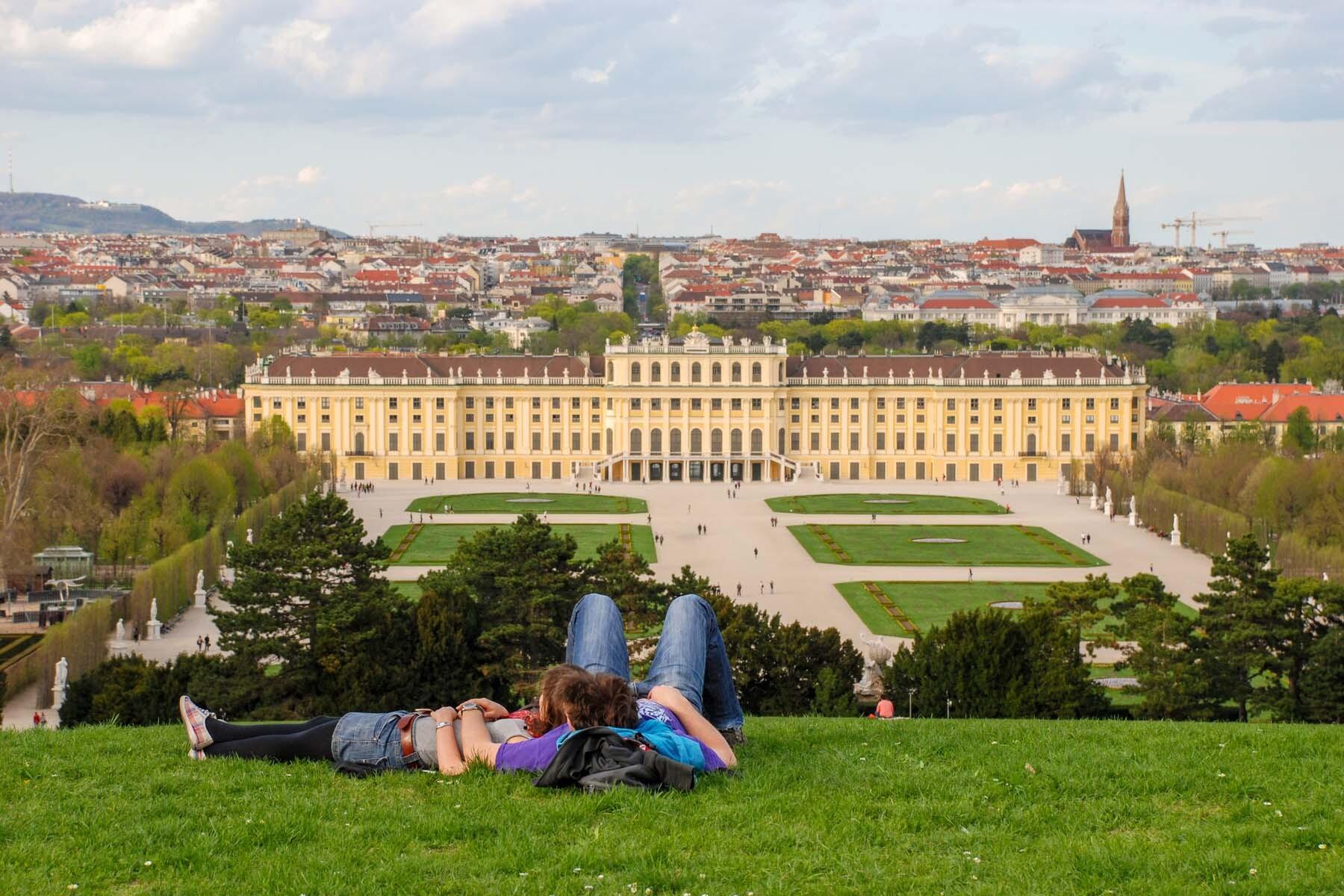austria facts schonbrunn palace