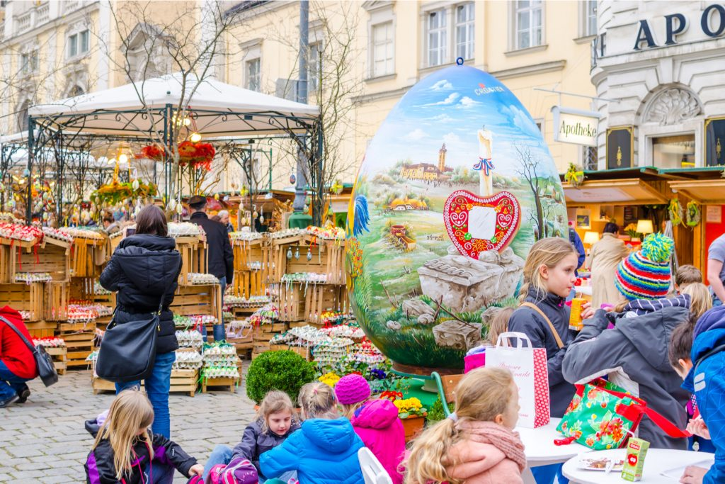 Easter in Vienna