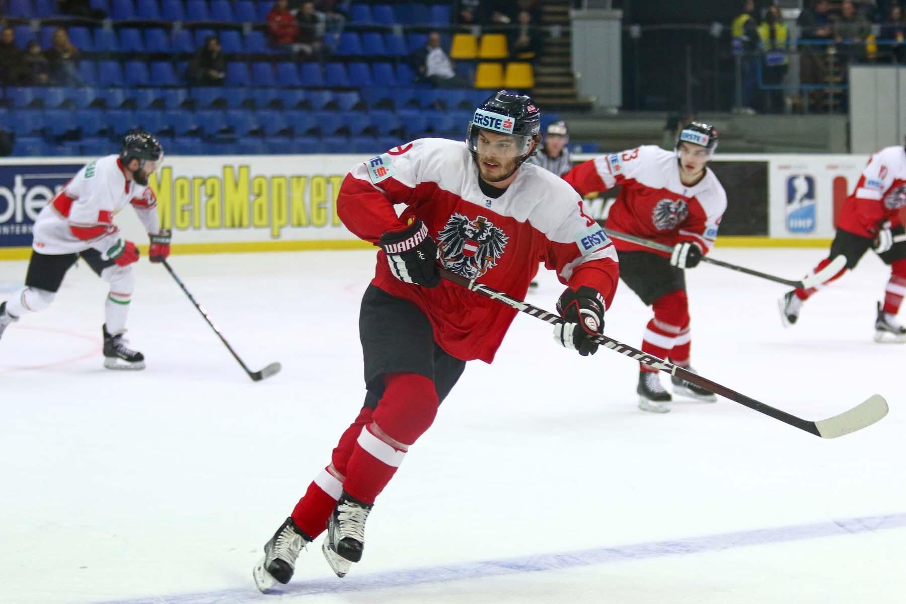 austrian ice hockey team ukraine