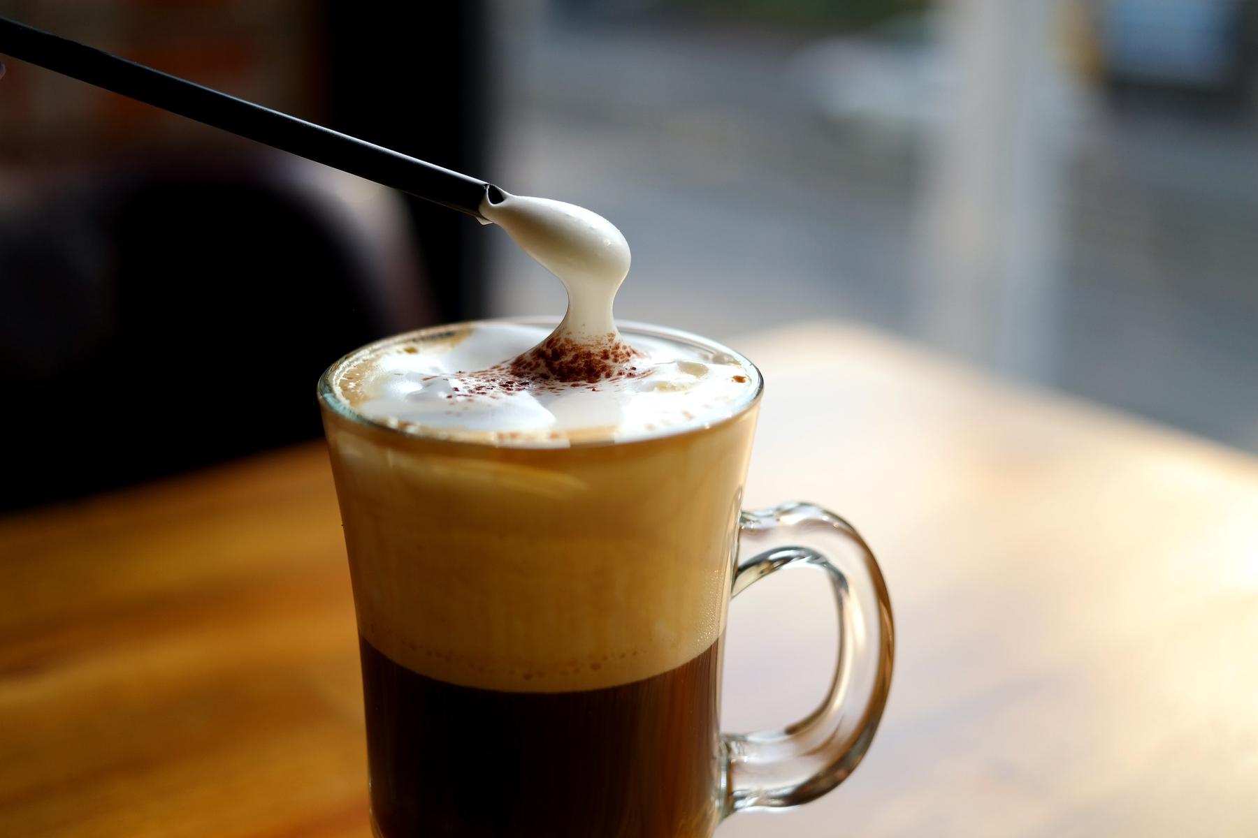 Einspänner Coffee (Viennese Coffee)