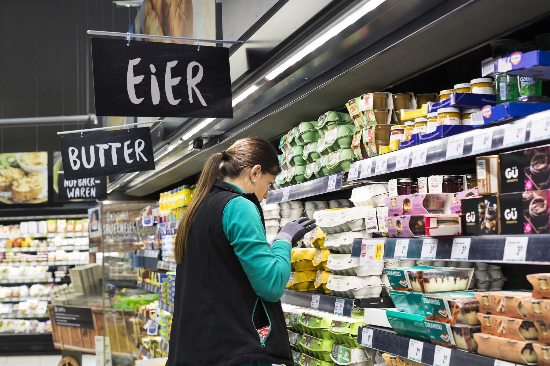 Austrian grocery store