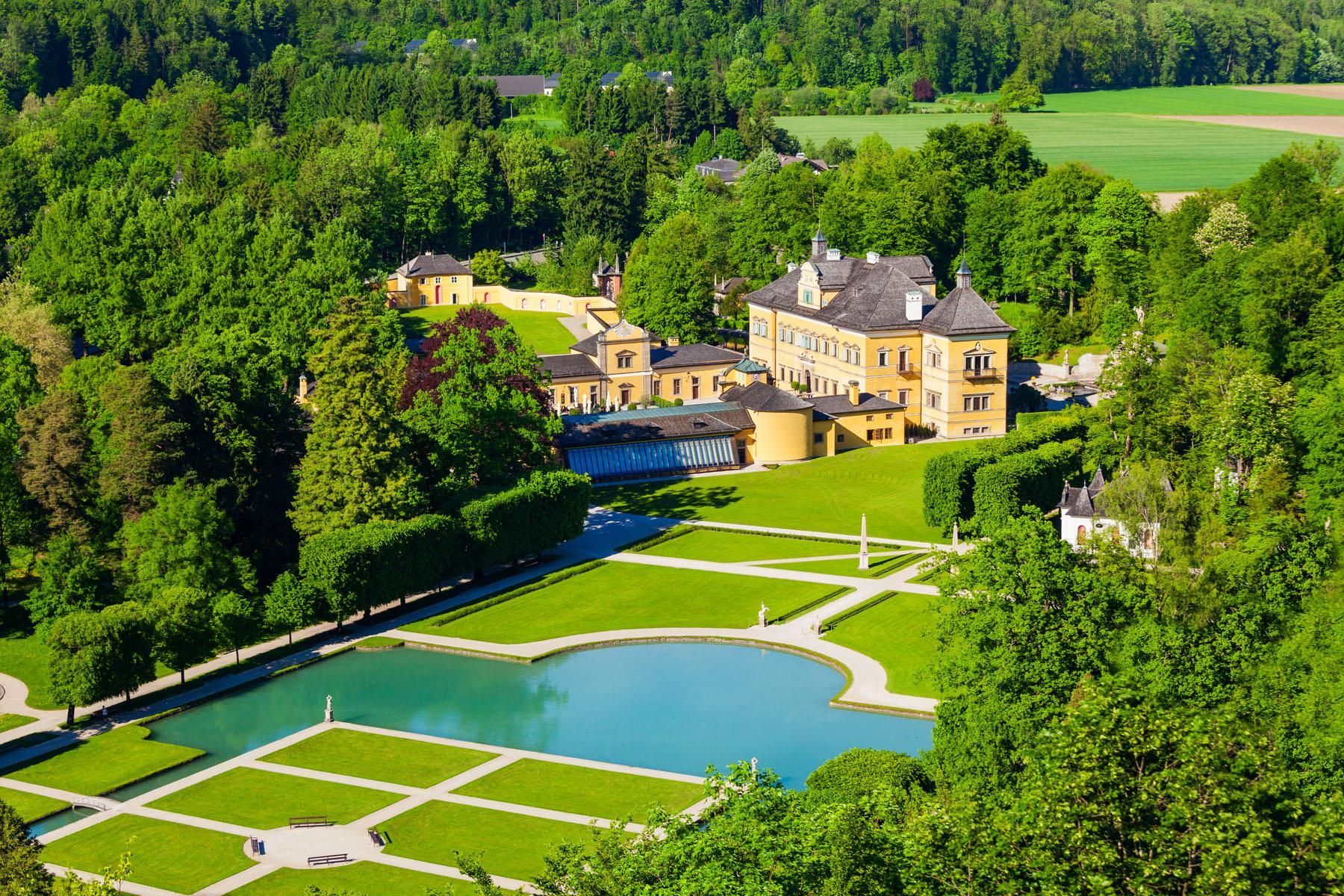 A large estate in Austria