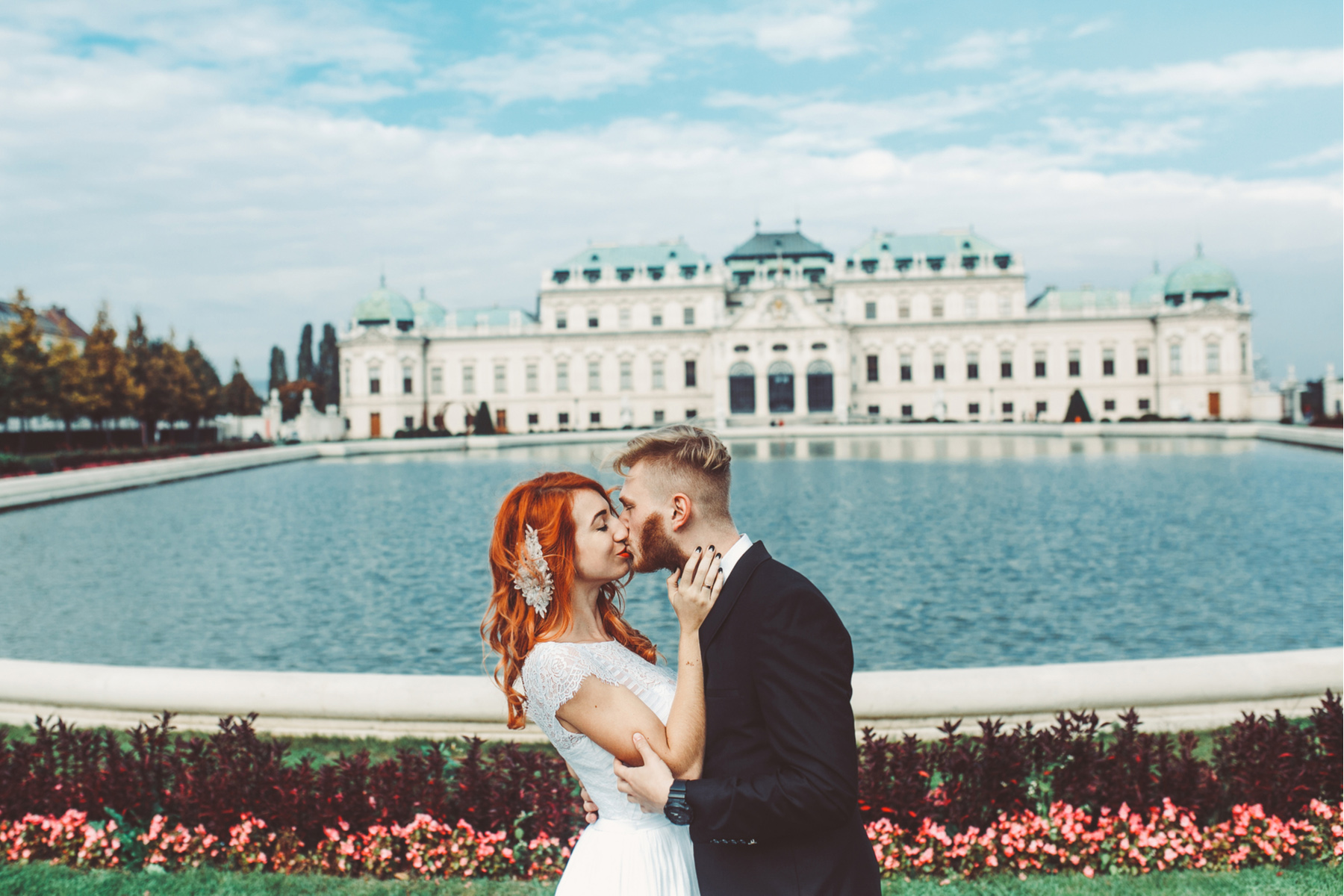 Married couple in Austria
