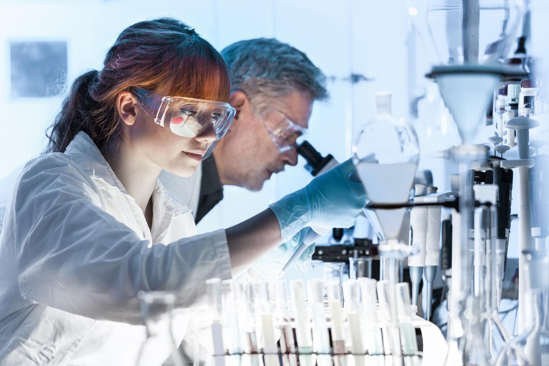 Scientific researchers