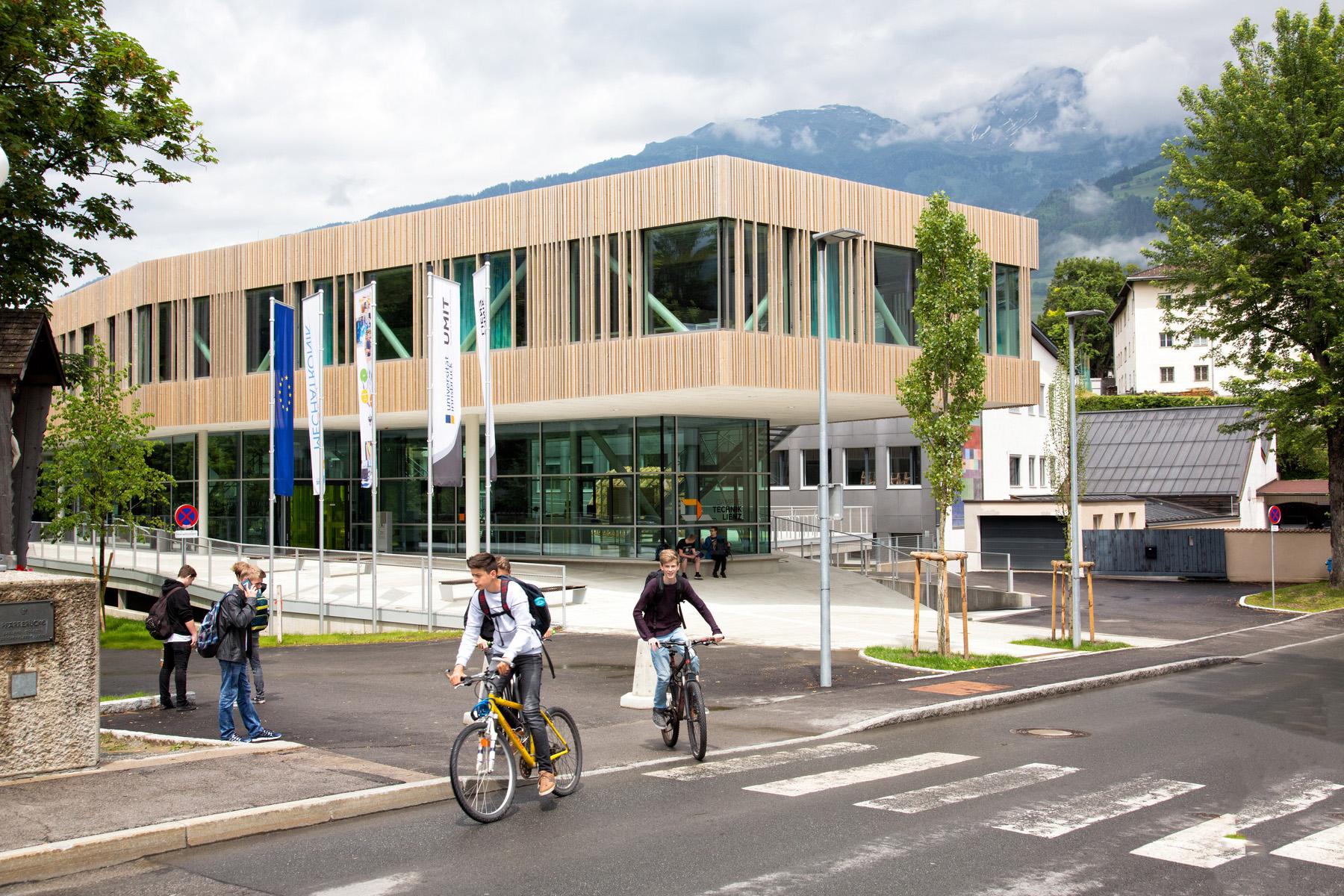 High school Austria
