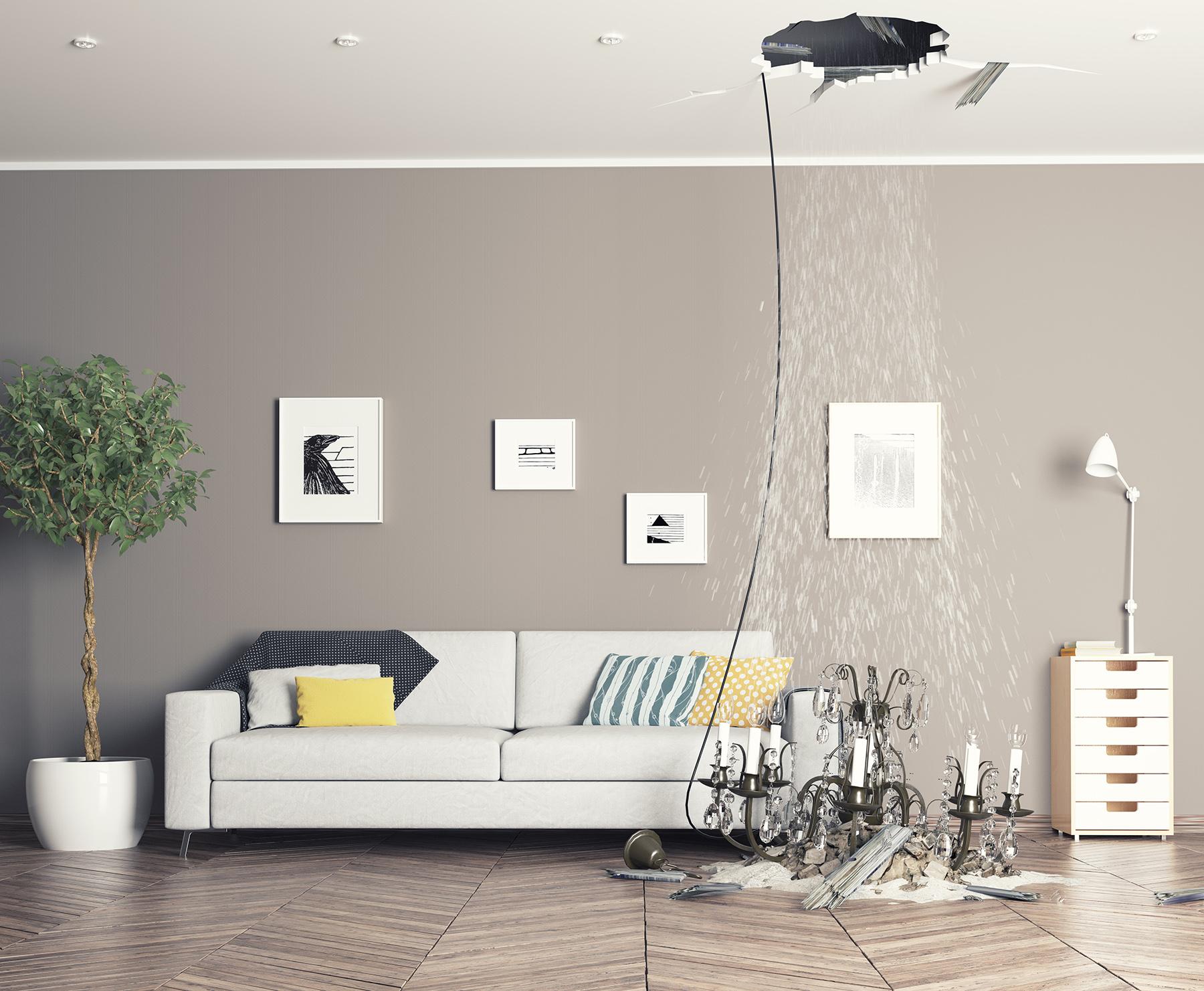 Home insurance damage in Austria