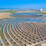 solar farm Spain