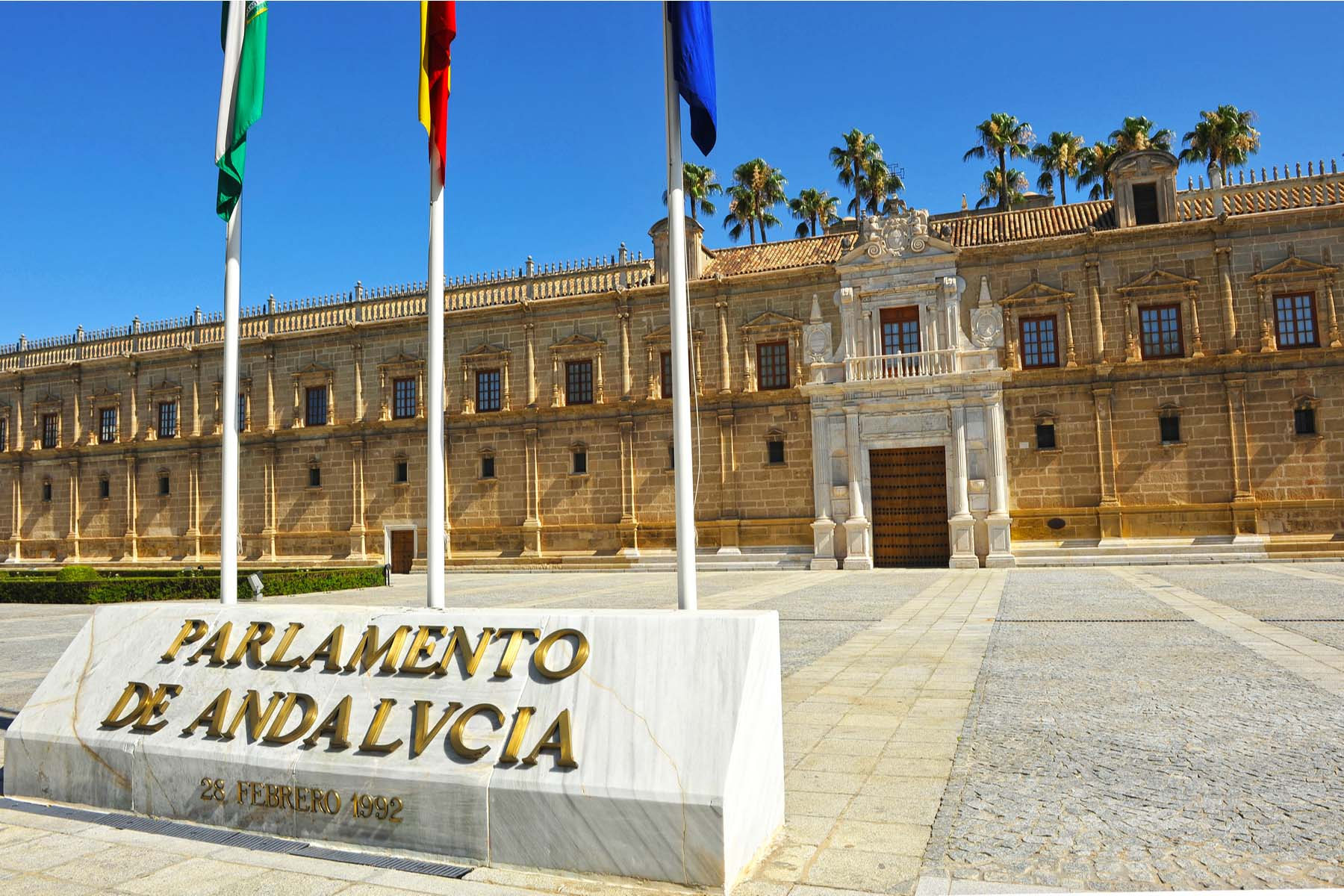 Andalusian parliament