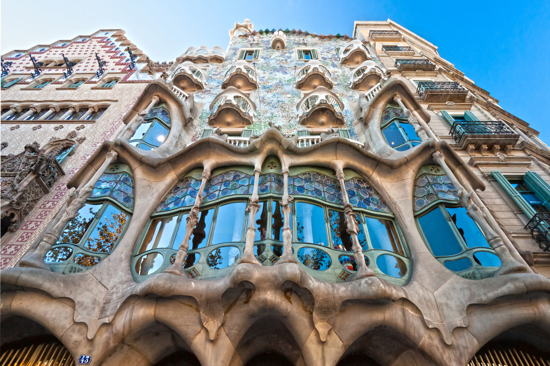 Casa Battló in Barcelona