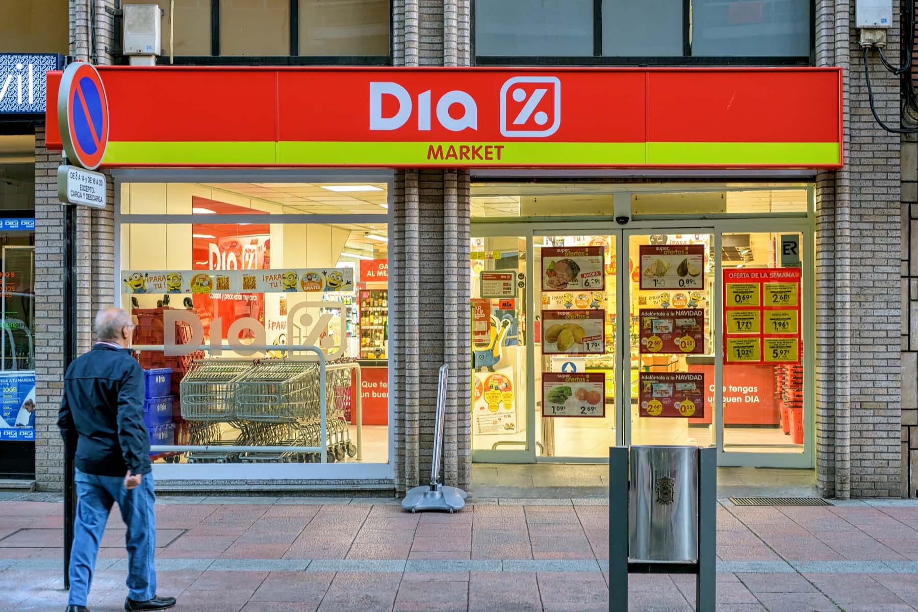 dia supermarket