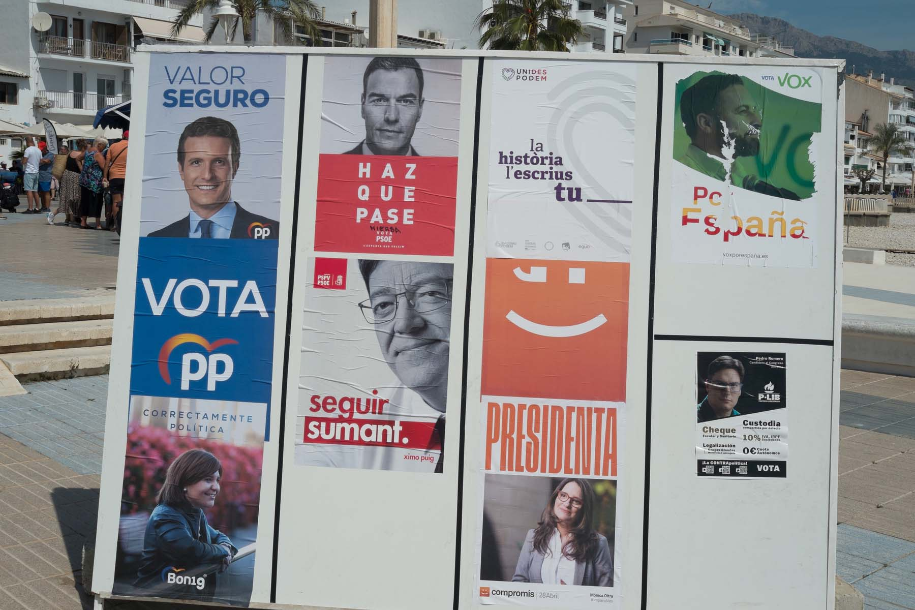elections in Spain