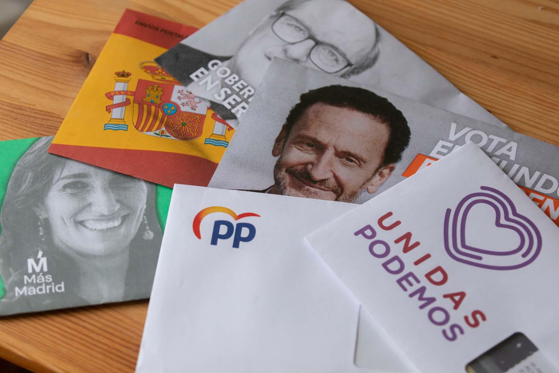 Regional elections in Spain