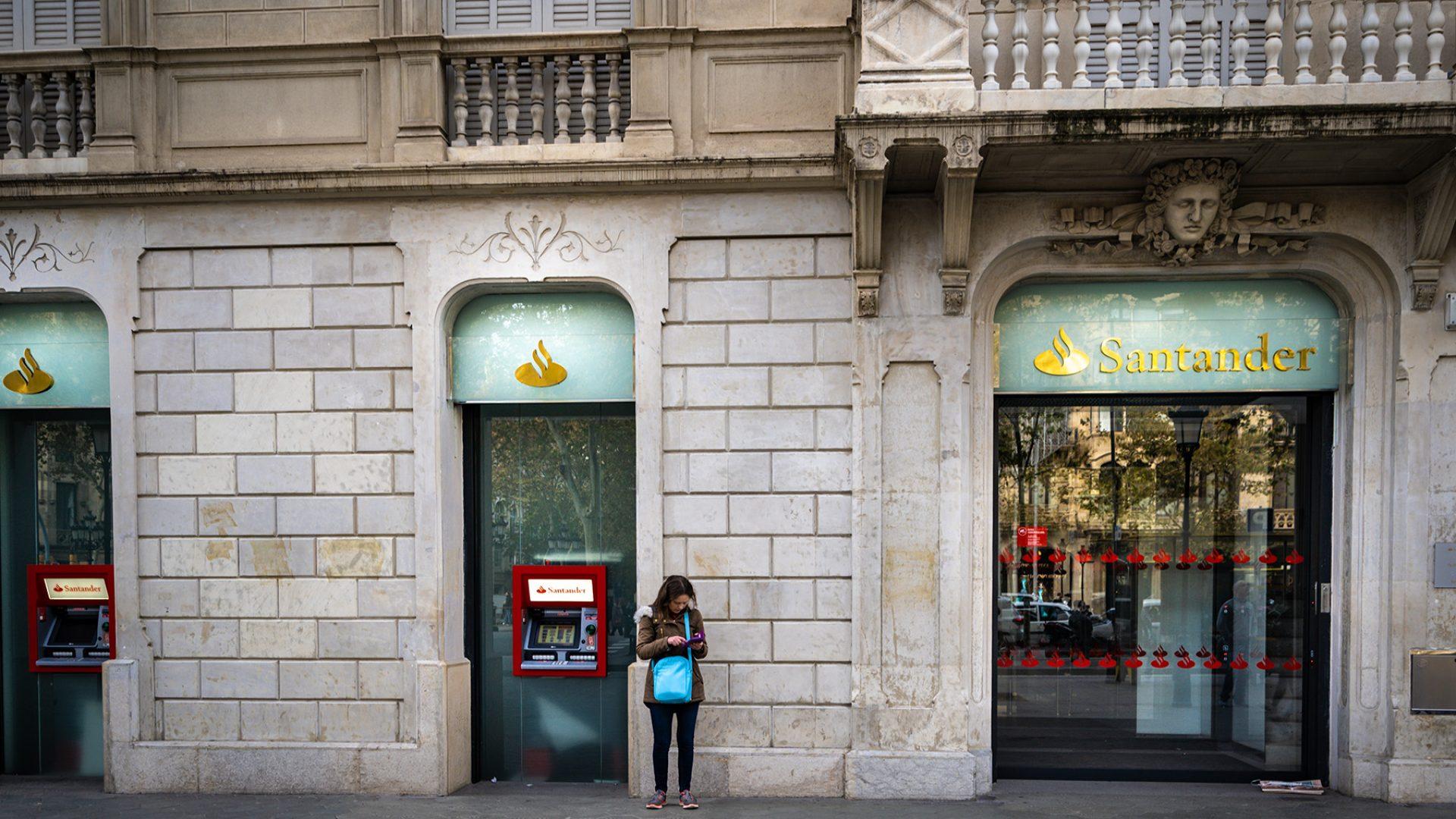 Spanish bank account