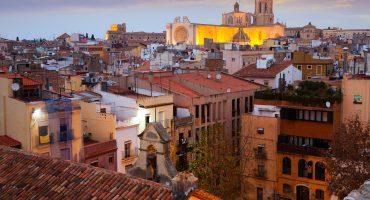 Live near Barcelona