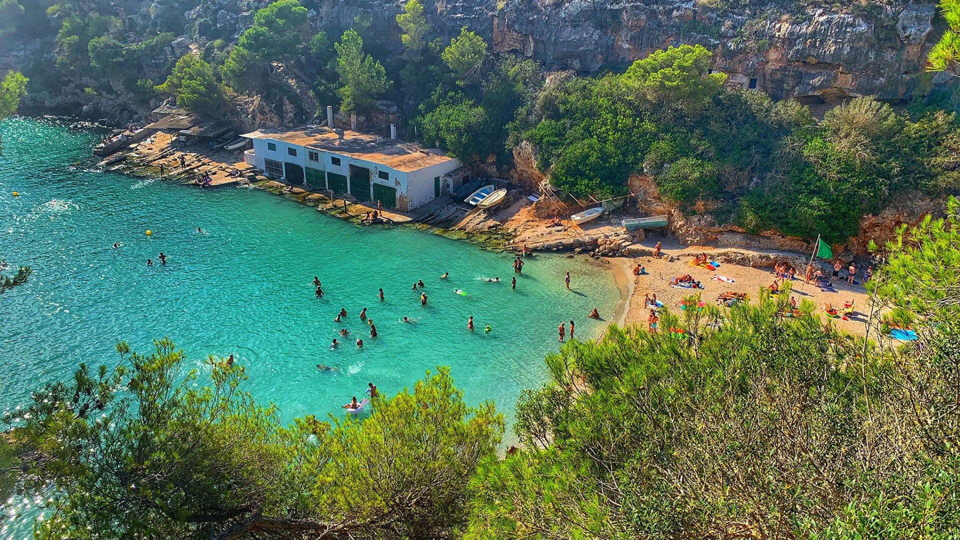 Lakes in Spain
