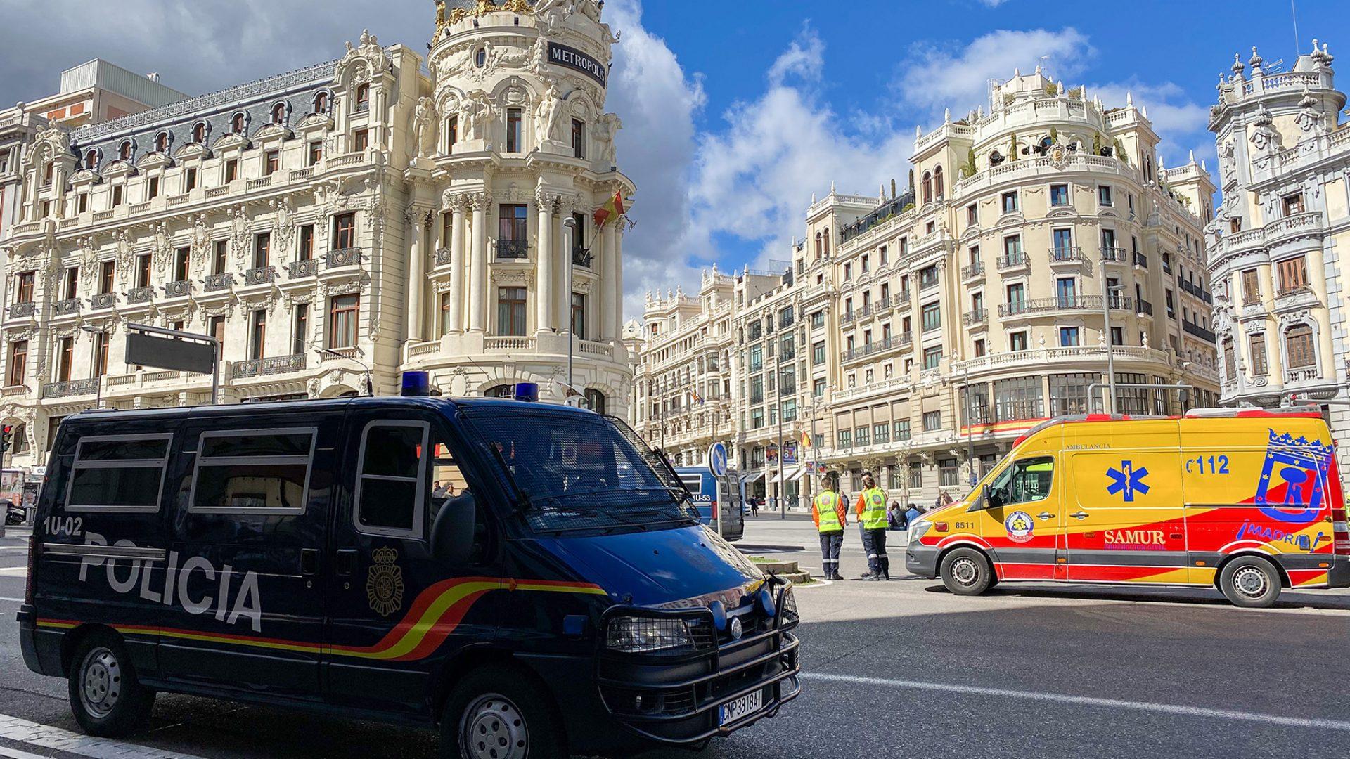 Emergency number Spain