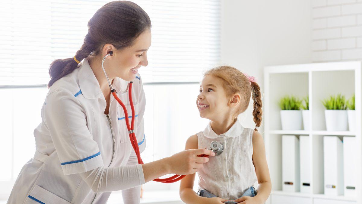 Children's healthcare in Spain